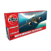 Airfix North American B-25C/D Mitchell A06015