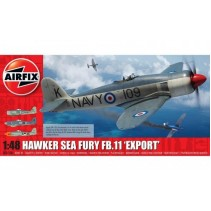 Airfix Hawker Sea Fury FB.11 Export 06106