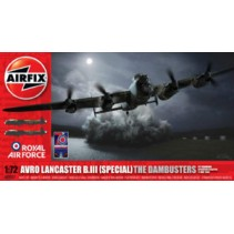AIRFIX AVRO LANCASTER B.III SPECIALTHE DAMBUSTERS A09007