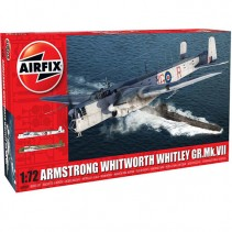 Airfix Armstrong Whitworth Whitley GR.Mk.VII 09009