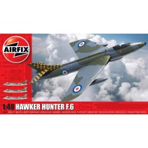 Airfix Hawker Hunter F.6 1:48 A09185
