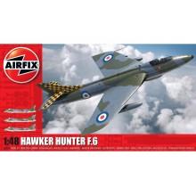 Airfix Hawker Hunter F.6 1:48 A09185