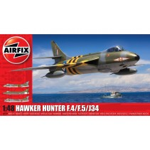 Airfix Hawker Hunter F.4/F.5/J34 A09189