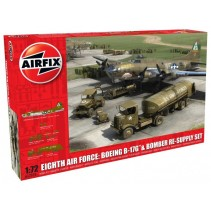 Airfix Eighth Air Force: Boeing B-17G & Bomber Re-Supply Set A12010