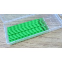 A45810 - 20 Piece Dispenser Box Fine Green Bendable Applicators