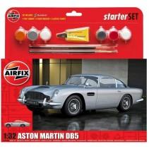 AIRFIX 1/32 ASTON MARTIN DB5 STARTER SET A50089B