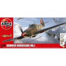 Airfix Hawker Hurricane MkI 1:24 A50167