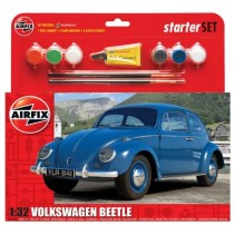 AIRFIX 1/32 VW Beetle starter set A55207