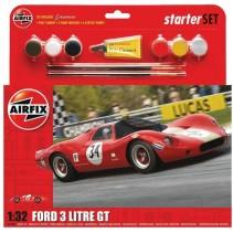 AIRFIX 1/32 Ford 3L GT Starter set A55308