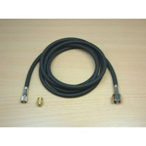 Airbrush Hose with 1/4 BSP Compressor Fitting AB105