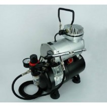 Expo AB603 Airbrush and Compressor Complete