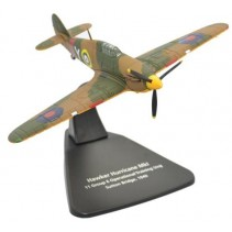 Oxford Diecast Hawker Hurricane MkI AC069
