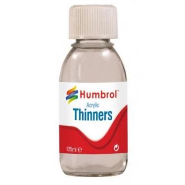Humbrol Acrylic Thinners 125 ml AC7433
