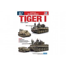 Tamiya How to Build Steel Wheeled Tiger I (Revised Ed) ADH10