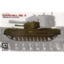 AFV Club AF35155 Churchill MkV 95mm/L23 Howitzer
