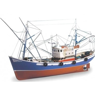 Artesania Latina Carmen II Atunero-Tuna Fishing Boat 1/40 AL18030