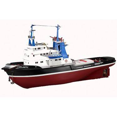 Artesania Latina Tug Boat Atlantic with ABS Hull AL20210