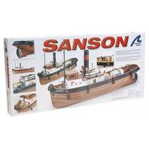 Artesania Latina Steamer Sanson 1:50 AL20415