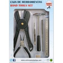 Artesania Latina Hand Tool Set No1