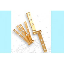 Artesania Latina AL8648 Timon Hinges 3x20mm (2u)