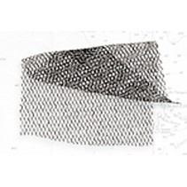 Artesania Latina Black Fine Net 200x350mm AL8746