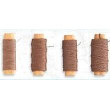 Cotton Thread Brown 0.15mm