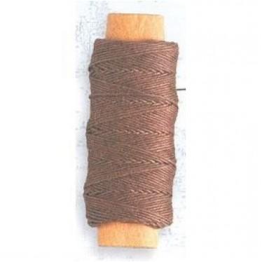 Artesania Latina Cotton Thread Brown 0.5mm AL8807