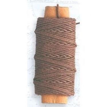 Artesania Latina Cotton Thread Brown 0.8mm AL8808
