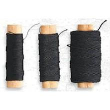 Artesania Latina Cotton Thread Black 0.15mm AL8811