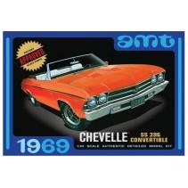 AMT 1969 Chevelle Convertible 1/25 AMT823