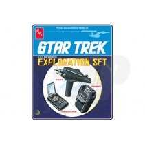 AMT Star Trek Exploration Set 1/3 AMT848