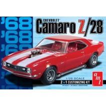 AMT Camaro Z/28 1968 1/25 AMT868
