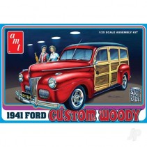 AMT 1941 Ford Woody 1:25 AMT906