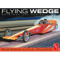 AMT Flying Wedge Dragster 1/25 - Original Art Series AMT927