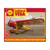 AMT Shell Oil Lockheed VEGA 1/48  AMT950