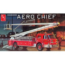 AMT American LaFrance Aero Chief Fire Truck 1/25 AMT980