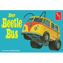 AMT Beetle Bus Volkswagen Van Show Rod Nestle 1/25 AMT992