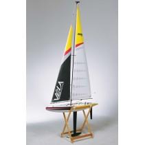 Aquacraft Vela 1 Metre Sail Boat 2.4GHz RTR B-AQUB0200