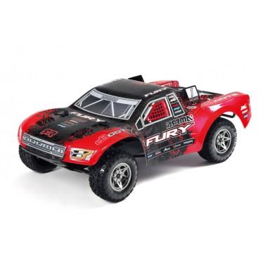 ARRMA Fury BLS 1/10 2WD SC Truck RTR AR102618