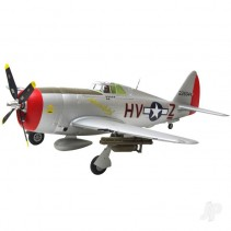 Arrow Hobby P-47 Thunderbolt PNP with Retracts (980mm) ARR001P