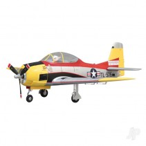 Arrows Hobby T-28 Trojan PNP with Retracts (1100mm) ARR006P