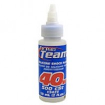 Team Associated Silicone Shock Oil 40Wt (500Cst) AS5423
