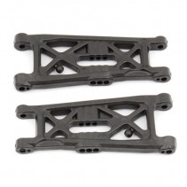 Team Associated B6/B6D Flat Front Arms Hard AS91672