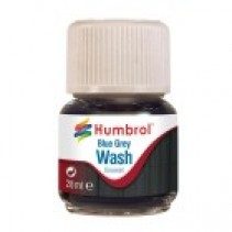 Humbrol Enamel Wash Blue Grey 28ml