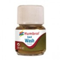 Humbrol Enamel Wash Sand 28ml