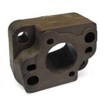 Carb Insulator Block