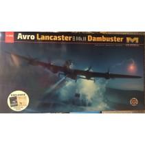 HONG KONG MODELS 1/32 AVRO LANCASTER MK.III DAMBUSTER MODEL KIT HK01E11
