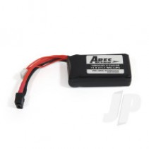1000mAh 3-Cell/3S 11.1V 20C LiPo Battery, Deans Connector