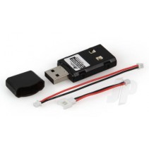 Ares Charger DC 0.4A Dual Port USB, Battery LiPo 104CD 1-Cell/1S 3.7V AZSC104CDB