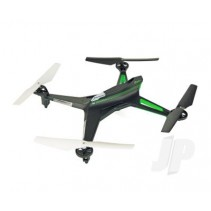 Ares AZSQ1800UK Shadow 240 RTR Quad UK Mode 1-2 GREEN